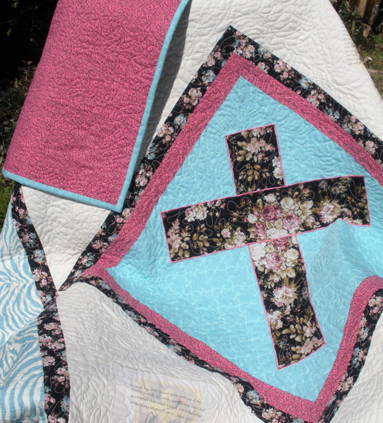 Custom Order - Prayer Quilt