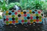 Cricut Create Cover - Graphic Polka Dots