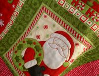 Christmas HoHoHo Quilt