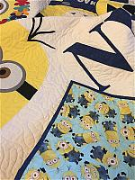 Minions Quilt