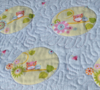 Sophie's Baby Owls Quilt