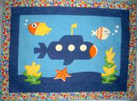 Submarine Quilt