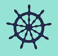 Nautical Gender Neutral Baby Quilt Pattern